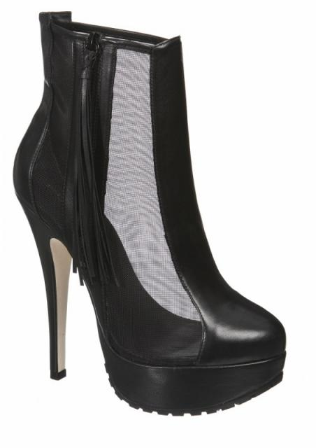 Christopher Kane Top Shop Fall 09 boot