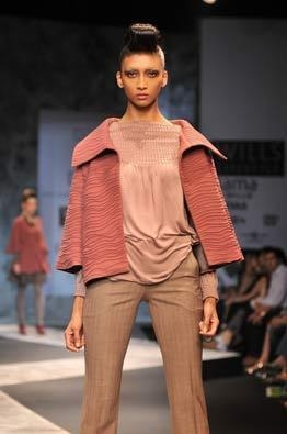 Soft modern at Cue AW09