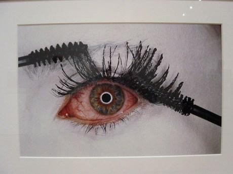 Mascara Wars, by Penn.
