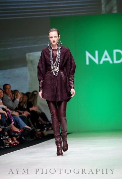 Like a fine French Bordeaux at Nada, FW09