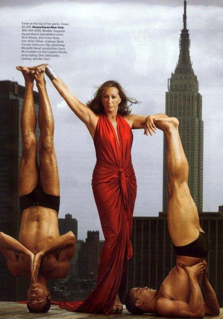 Donna Karan on exshoesme.com