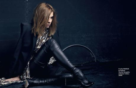 Carine Roitfeld in Another Magazine by Craig McDean on exshoesme.com