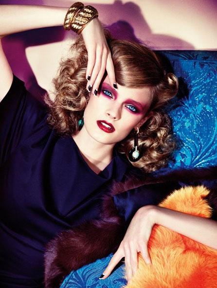 March 2011 Vogue Germany 9 on exshoesme.com