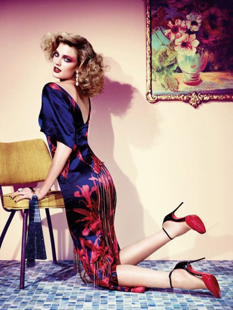 March 2011 Vogue Germany 2 on exshoesme.com