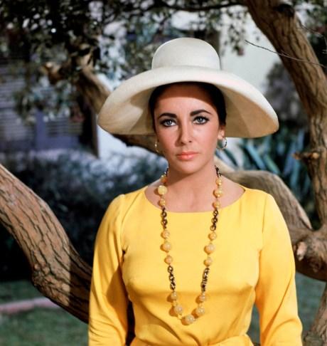 Elizabeth Taylor in The Sandpiper on exshoesme.com