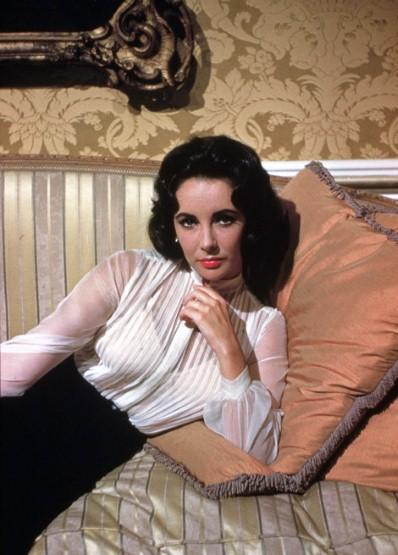 Elizabeth Taylor in Suddenly Last Summer 1959 on exshoesme.com
