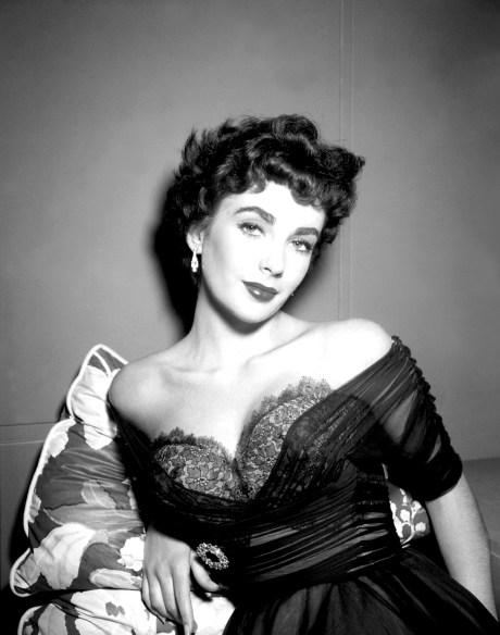 Elizabeth Taylor in The Girl Who Had Everything on exshoesme.com