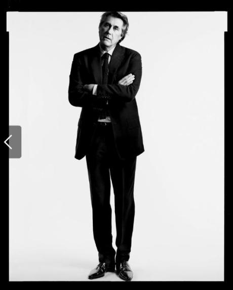 Godfathers of Glam - Bryan Ferry on exshoesme.com