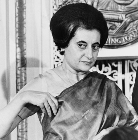 Indira Gandhi on exshoesme.com