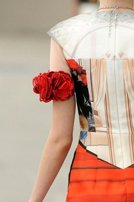Mary Katrantzou Floral Armband SS11 on exshoesme.com