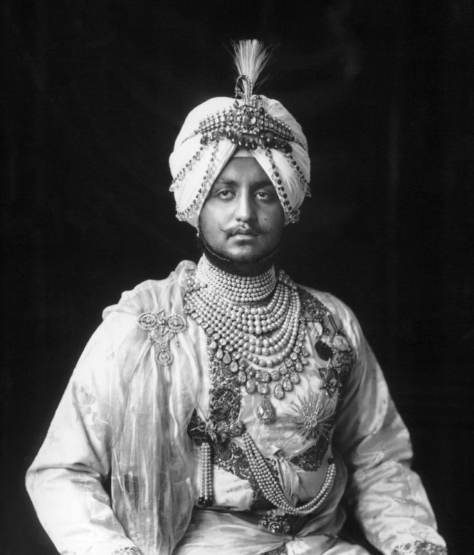 Sir Bhupindra Singh, Maharaja of Patiala on exshoesme.com