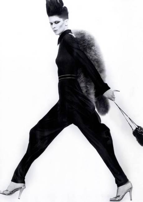 Kristina-Salinovic by Steven Meisel 2 Vogue Italia April 2011 on exshoesme.com