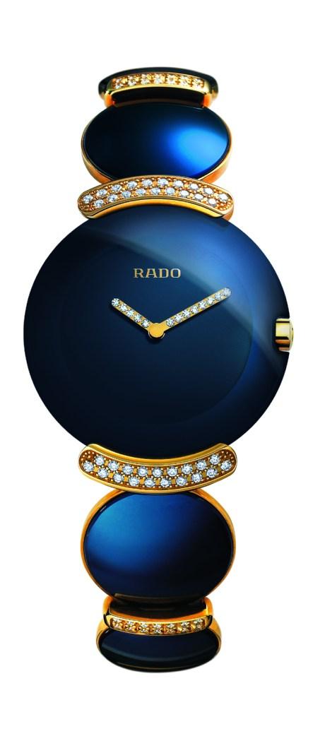 Rado Blue Fascination Watch on exshoesme.com