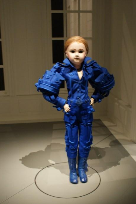 Viktor and rolf Blue Suited Doll on exshoesme.com