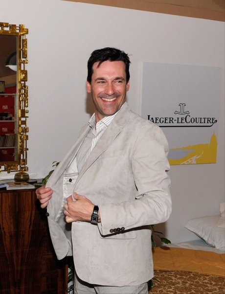 John Hamm at the 2011 Cannes Film Festival on exshoesme.com.