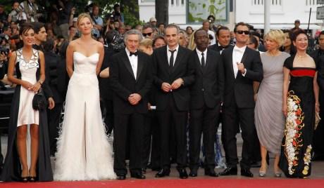 Cannes jury members 2011 on exshoesme.com.