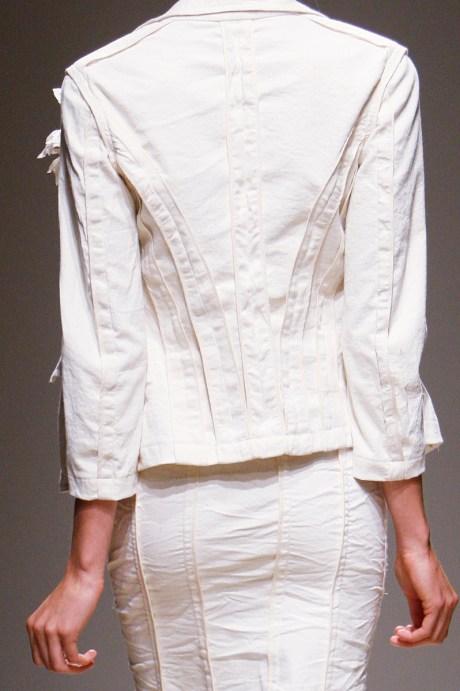 Donna Karan SS11 Linen Suit on exshoesme.com