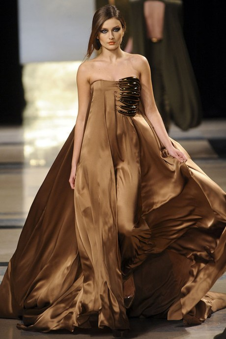 Stephane Rolland Spring 2011 Haute Couture Claw Gown on exshoesme.com