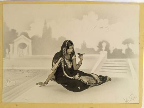 Embellished Reality: Indian Painted Photographs at the ROM 7 on exshoesme.com