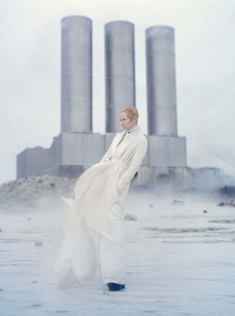 Tilda Swinton by Tim Walker W Mag Aug 2011 7 on exshoesme.com
