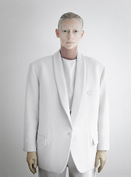 Tilda Swinton by Tim Walker W Mag Aug 2011 8 on exshoesme.com