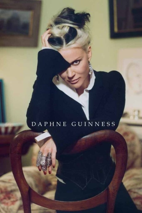 Daphne Guinness FIT Exhibit Accompanying Book Cover. Photo by Kevin Davies on Exshoesme.com