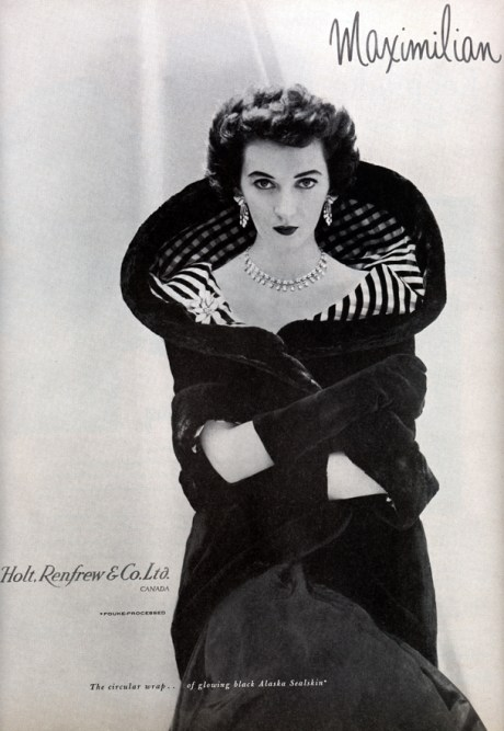 Dovima for Maximillian, 1951 on exshoesme.com