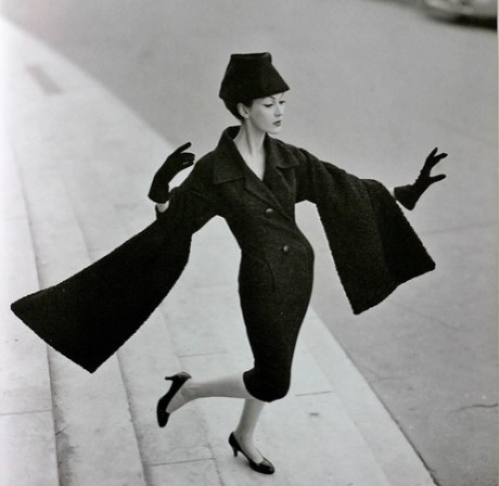 Dovima in Dior by Avedon on Exshoesme.com