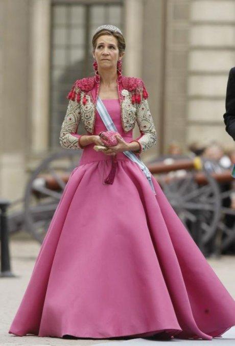 Elena of Spain Dressed as Torero on Exshoesme.com