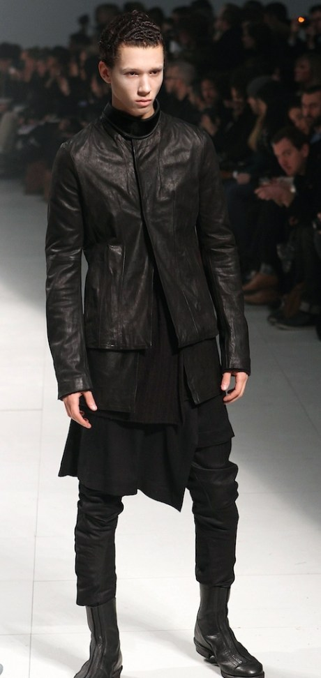 Julius FW11 Menswear Lengths and Layers on Exshoesme.com