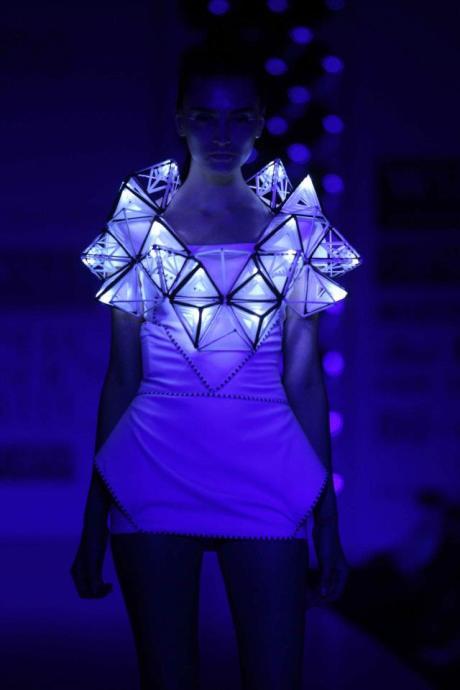 Pankaj & Nidhi SS12 Light Dress on Exshoesme