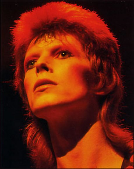 David Bowie on Exshoesme.com