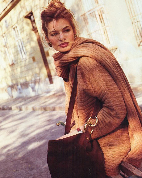 Adrienne Vittadini Late 1980s Wrap Sweater  on Exshoesme.com