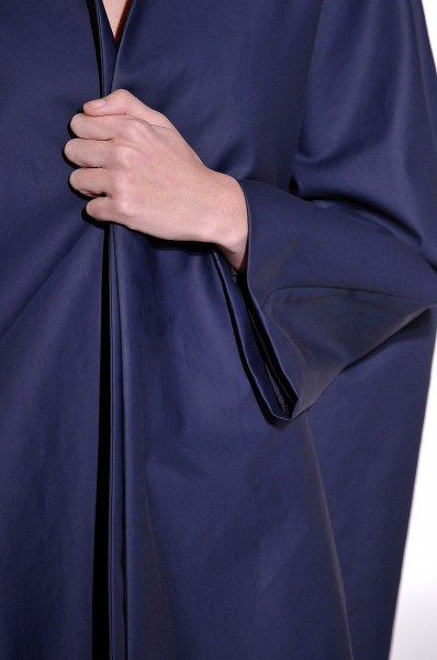 Jil Sander FW12 Midnight Blue Coat on Exshoesme.com
