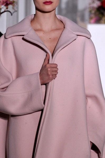 Jil Sander FW12 Soft Pink Coat on Exshoesme.com