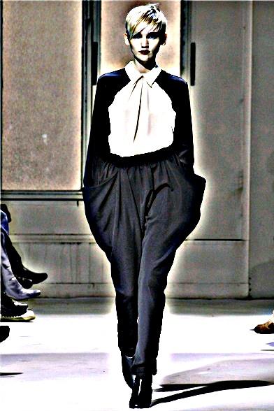 Limi Feu FW12 Black Jodhpur Pants on Exshoesme.com-002