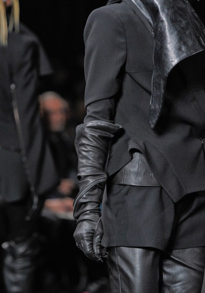 Ann Demeulemeester FW12 Leather Layers on Exshoesme.com