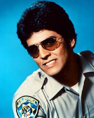 Erik Estrada in CHiPs on Exshoesme.com