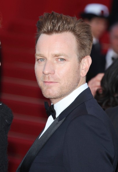 Ewan McGregor at Opening Ceremony of Cannes Film Festival May 16 2012 on Exshoesme.com.