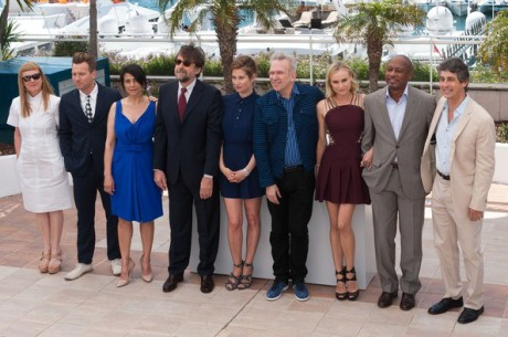 The 2012 Cannes Jury Members at Cannes Film Festival May 16 2012 on Exshoesme.com. Photo by Bauer Griffin Getty Images.