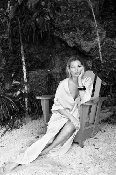 Kate Moss in Max Mara photographed by Terry Richardson for Harper's Bazaar US June 2012 on Exshoesme.com