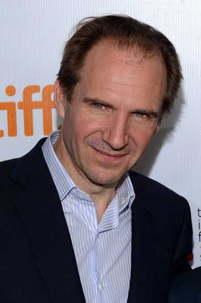 Ralph Fiennes at the Great Expectations Premiere at the Toronto International Film Festival 2012 on Exshoesme.com (Mark Davis)