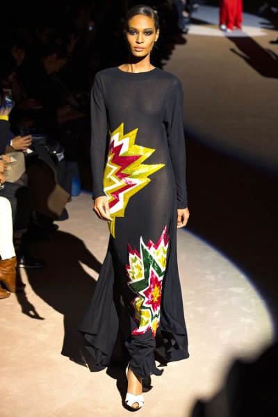 Tom Ford FW13 double wham gown on Exshoesme.com