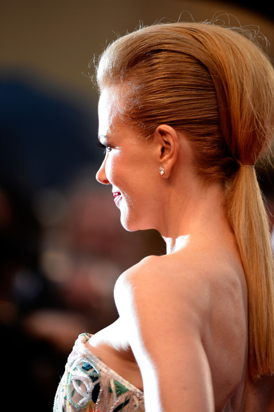 7 Nicole Kidman's pohawk at the Cannes 2013 Opening Ceremony on Exshoesme.com. Photo Pascal Le Segretain