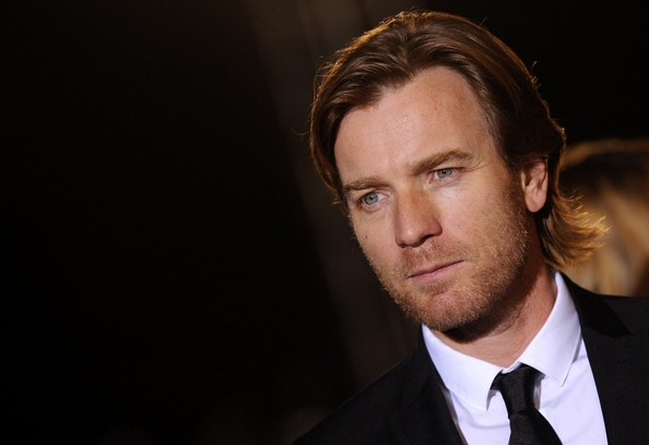 Ewan McGregor at the Palm Springs Film Festival in January 2014 on Exshoesme.com. Axelle Bauer-Griffin