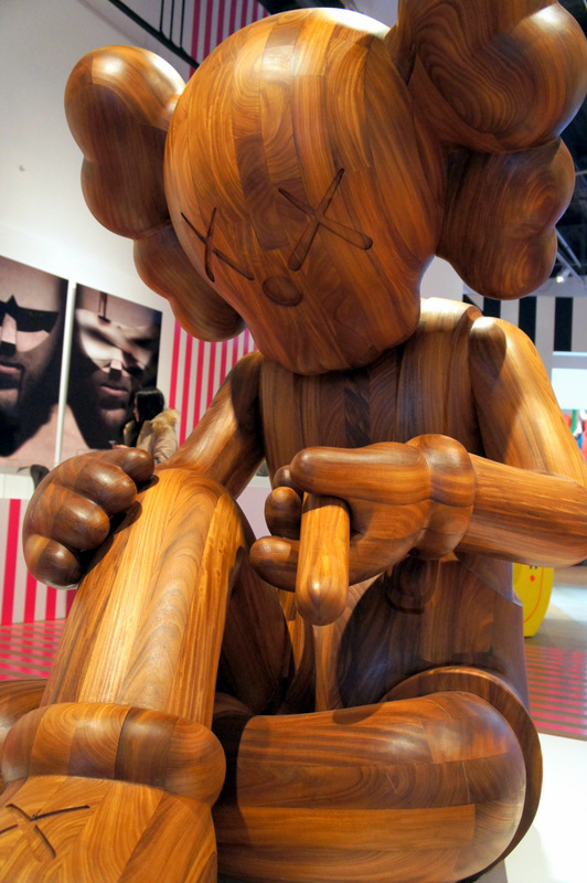 6. Better Knowing by KAWS from This Is Not A Toy Exhibition Photo by Jyotika Malhotra from Exshoesme.com