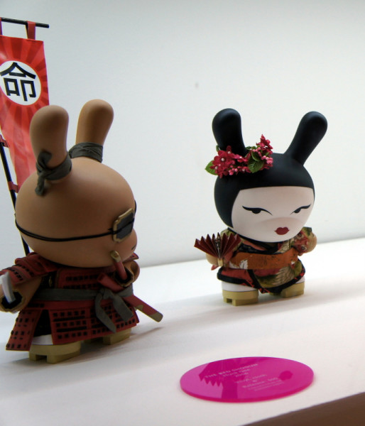 17. The Red Geisha by Huck Gee, 2006 from This Is Not A Toy Exhibition Photo by Jyotika Malhotra from Exshoesme (14)