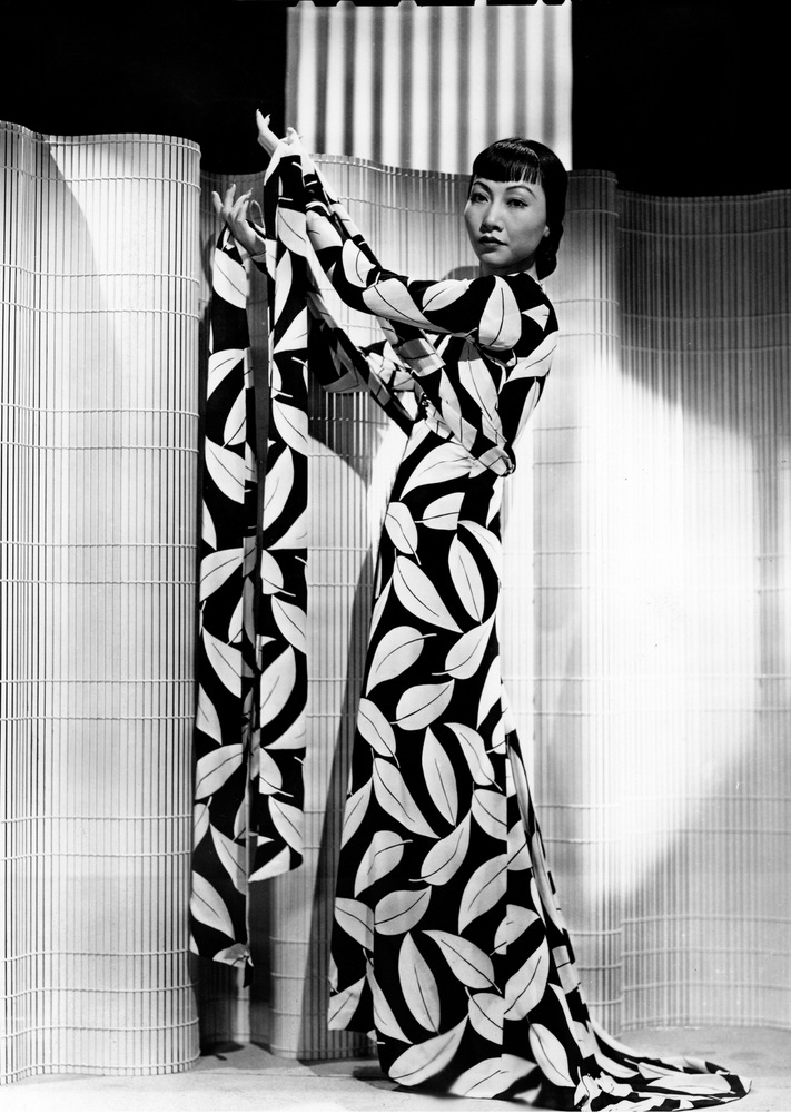 Anna May Wong, circa 1939 Publicity still courtesy of Photofest