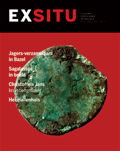 Cover Exsitu april 2012 - Nummer 1