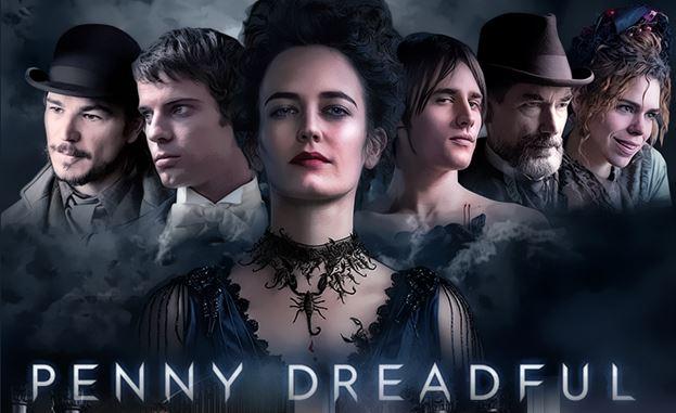 """Résultat de recherche d'images pour """"penny dreadful"""" séries"""